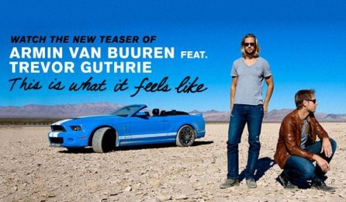 Armin van Buuren feat. Trevor Guthrie – This Is What It ...