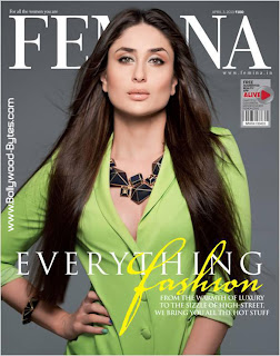 Beautiful Kareena Kapoor Cover Girl Femina April 2013 