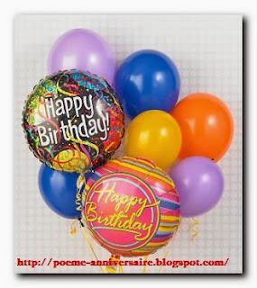 Joyeux anniversaire