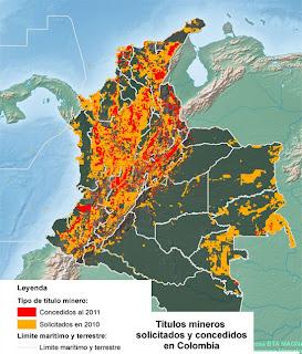 Venezuela/ Colombia y su conflicto interno - Página 5 Mapa+TITULOS+MINEROS+COLOMBIA