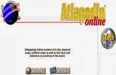 Atlapedia: mapas físicos y políticos, y estadísticas de todos los países
