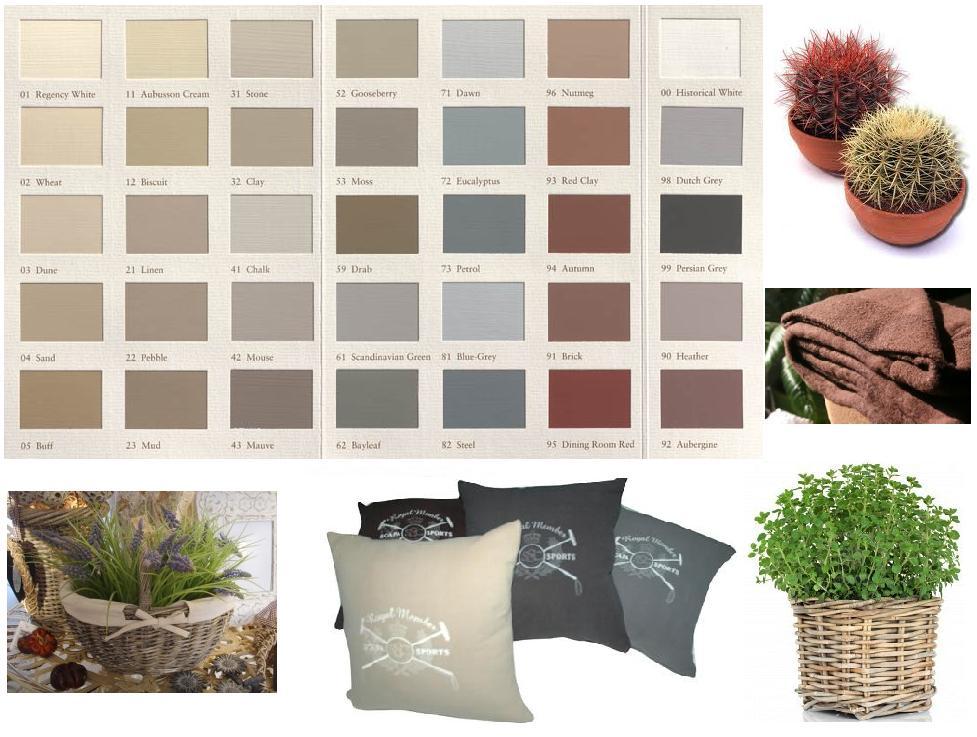 Vision on living groene stylingtips for Kleuren woonkamer landelijk