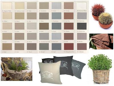 Vision on living groene stylingtips for Landelijk wonen kleuren