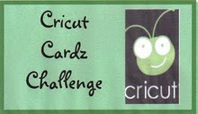 PAST DESIGNER FOR CRICUT CARDZ CHALLENGE