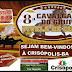 Crisópolis se prepara para a 8ª grande Cavalgada do Grupo Fivela de Ouro, neste domingo 24 de novembro