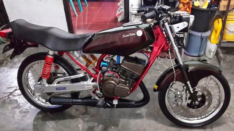 ide modifikasi motor rx king paling keren