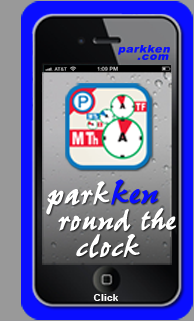 parkken app Now Available!