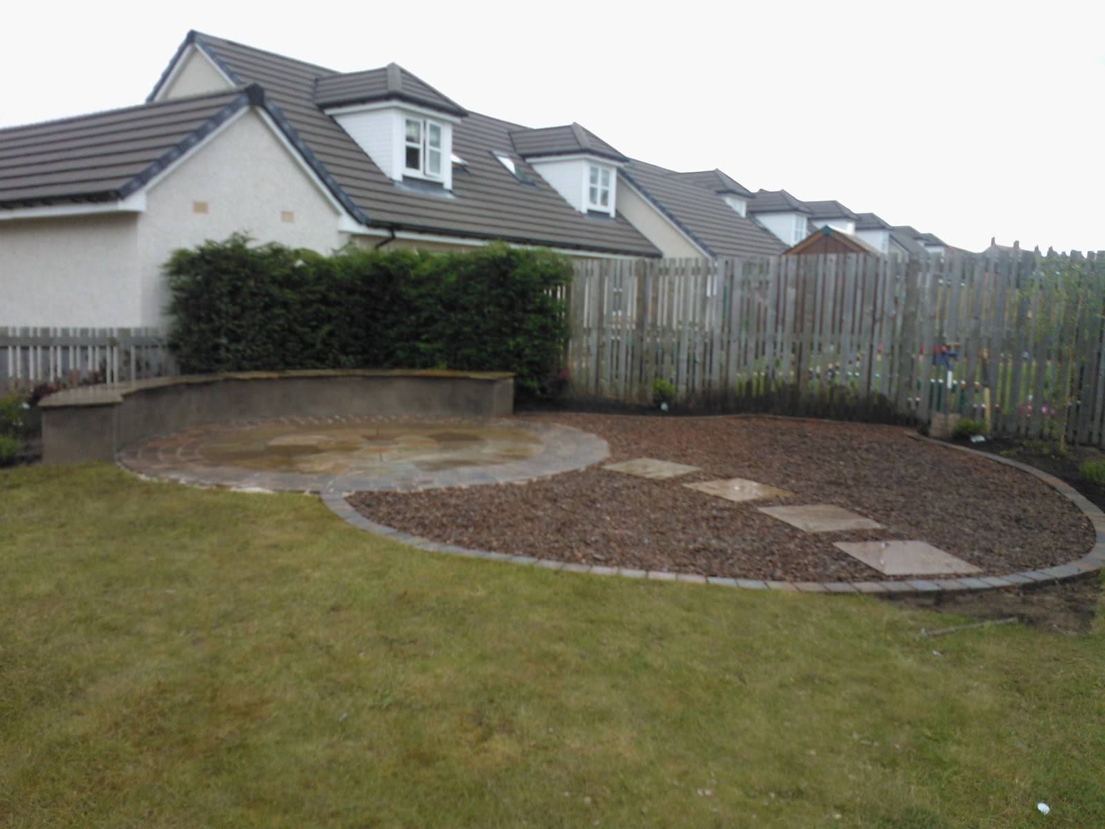 Garden Construction Company   Edinburgh Landscaping