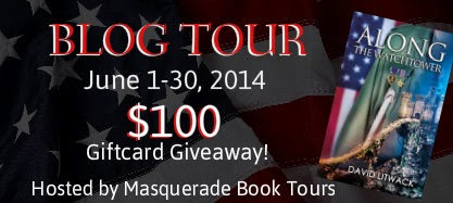 Blog Tour: Along the Watchtower by David Litwack – Guest Post + Giveaway (INT)