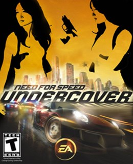 NFS: Undercover PC Box
