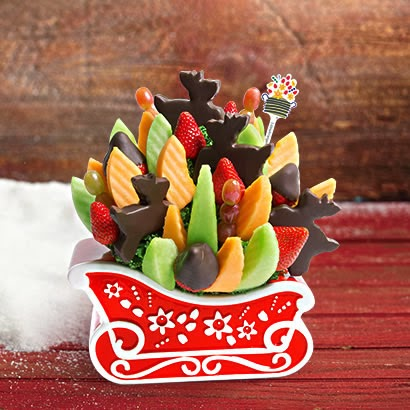 Christmas Gift Guide Edible Arrangements