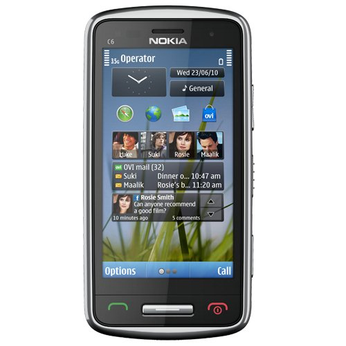 Nokia - C6-01