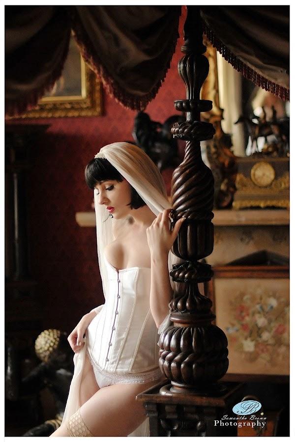 Bridal boudoir Liverpool