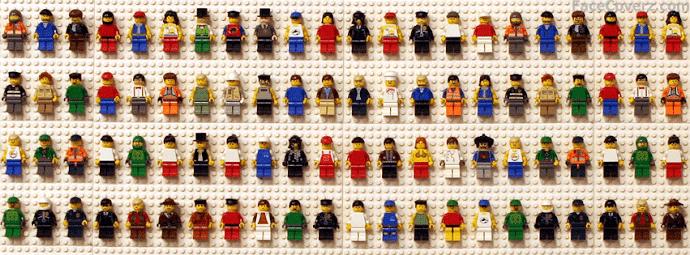 Imagen de Muñecos Lego