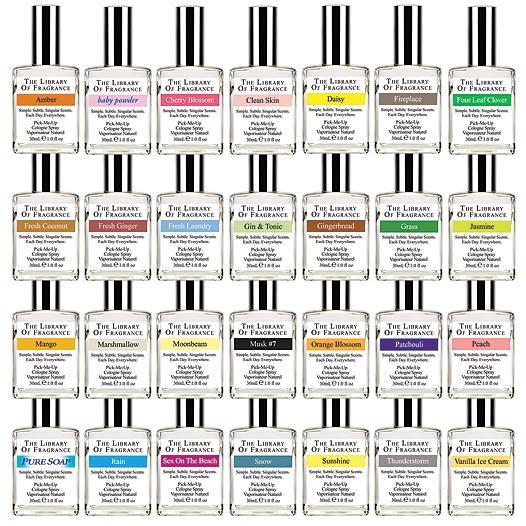 Demeter wody kolońskie perfumy dostępne zapachy