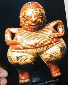 Diosa Fertilidad Chupícuaro