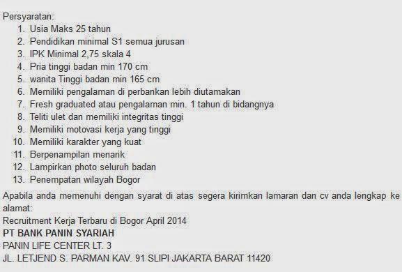 lowongan-kerja-panin-bank-bogor-terbaru-april-2014