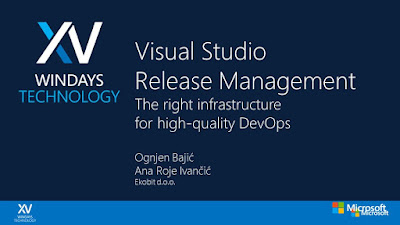 Visual Studio Release Management – the right infrastructure for high-quality DevOps