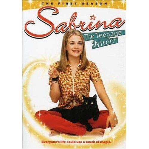 Bruja adolescente en dvd
