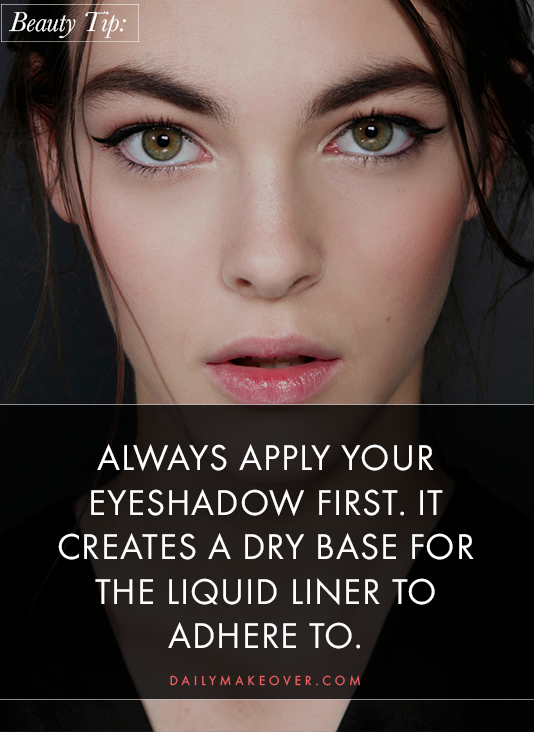 Liquid Liner 101: All the Tips and Tricks You Need for Perfect Application
