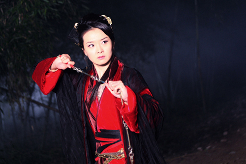 Phim Lưu Tinh Hồ Điệp Kiếm - Meteor Butterfly Sword