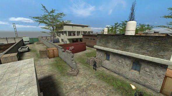 Counter Strike Map Osama Bin Laden