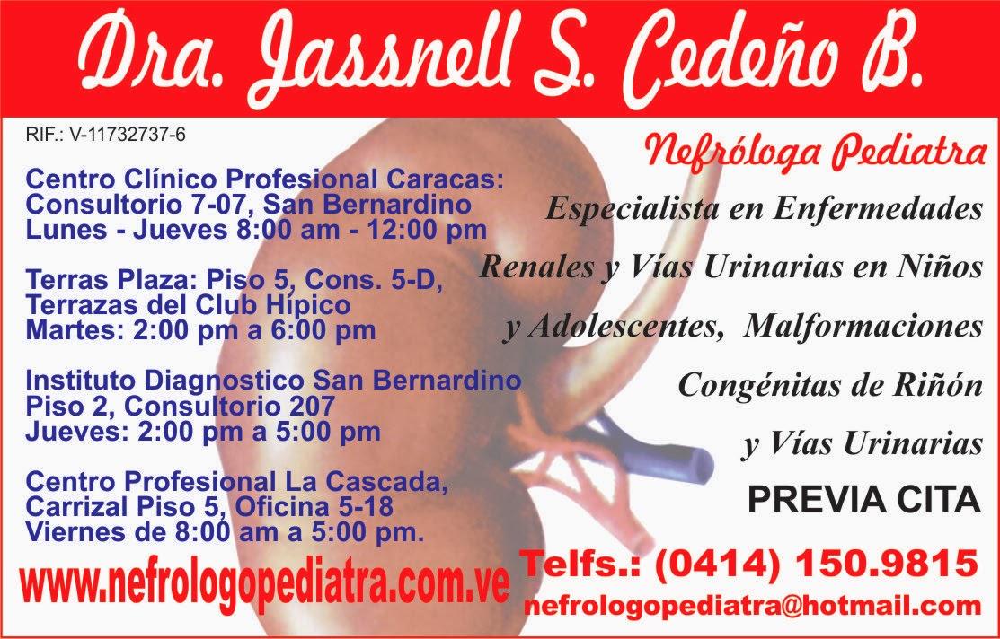 DRA. JASSNELL SOFIA CEDE�O BAEZ en Paginas Amarillas tu guia Comercial