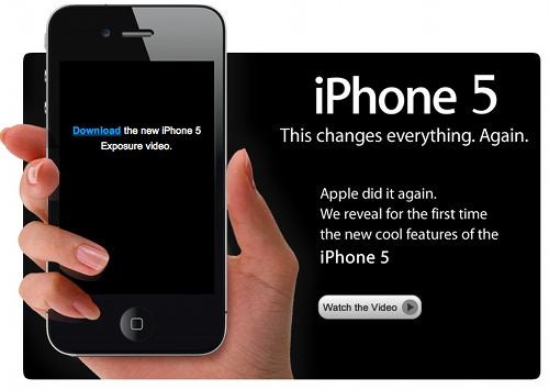 Is this the iPhone 5 New Generation?