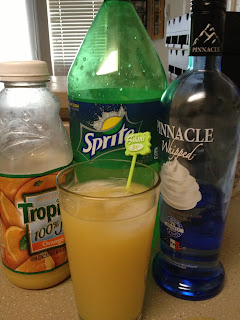 Strong and Powerful Woman: Vodka Wednesday: Orange Dreamsicle