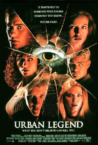Urban legend movie 1998