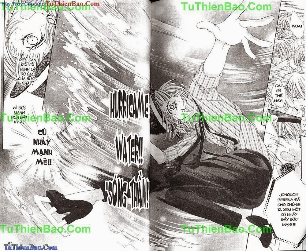 Vũ Điệu Sao Băng chap 4 - Trang 26
