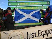 Hail Scotland!