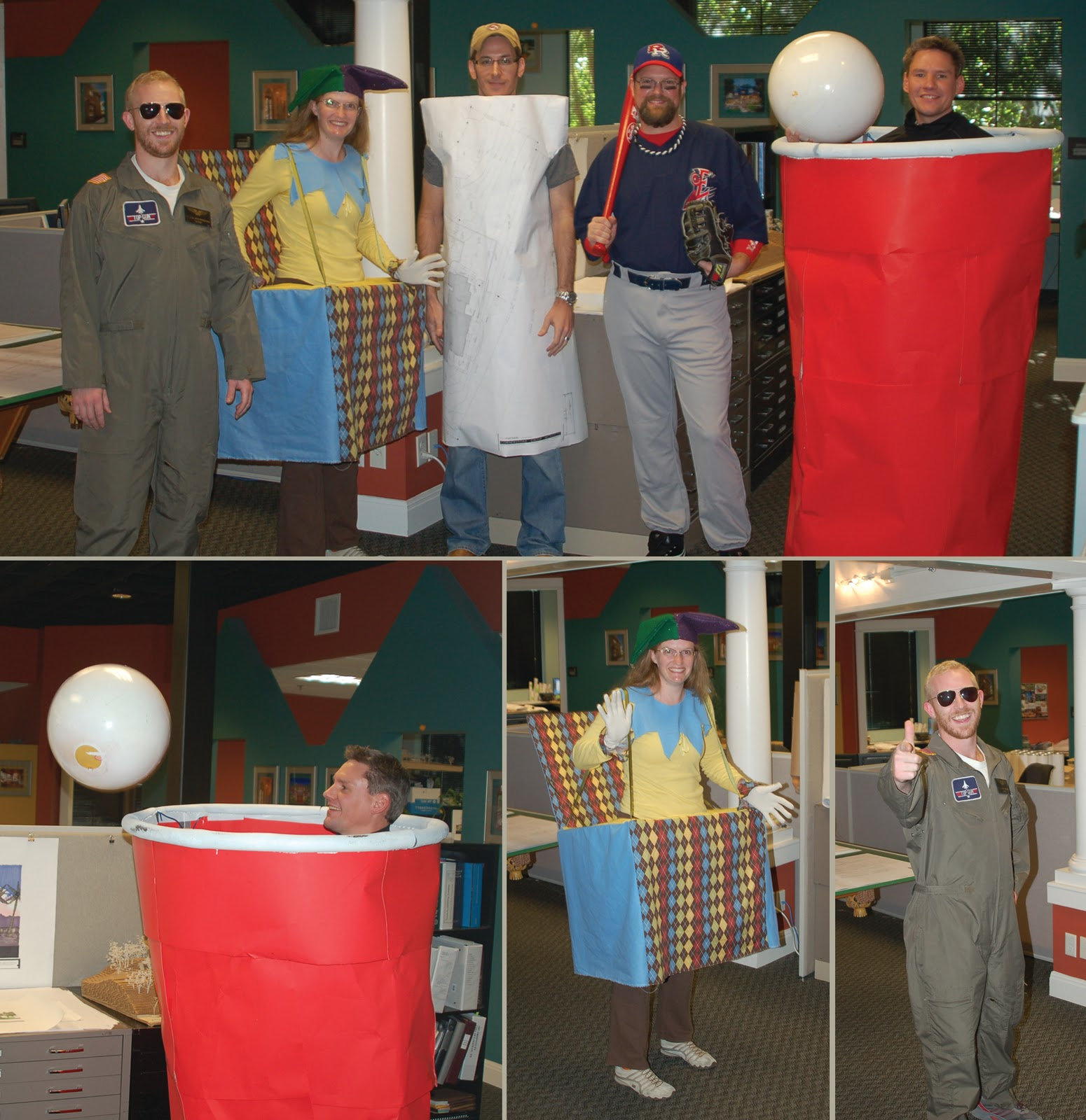 austin architects | cornerstone: halloween costume contest results