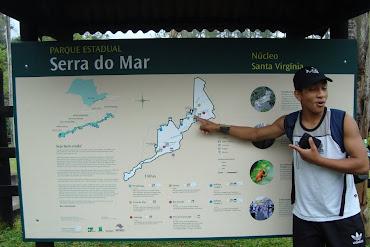 Visita a Serra do Mar