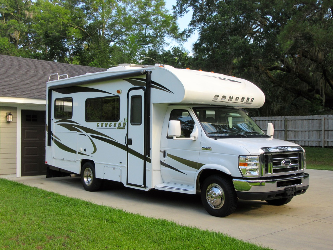 Florida Coal Cracker Chronicles Motorhome For Sale 2012