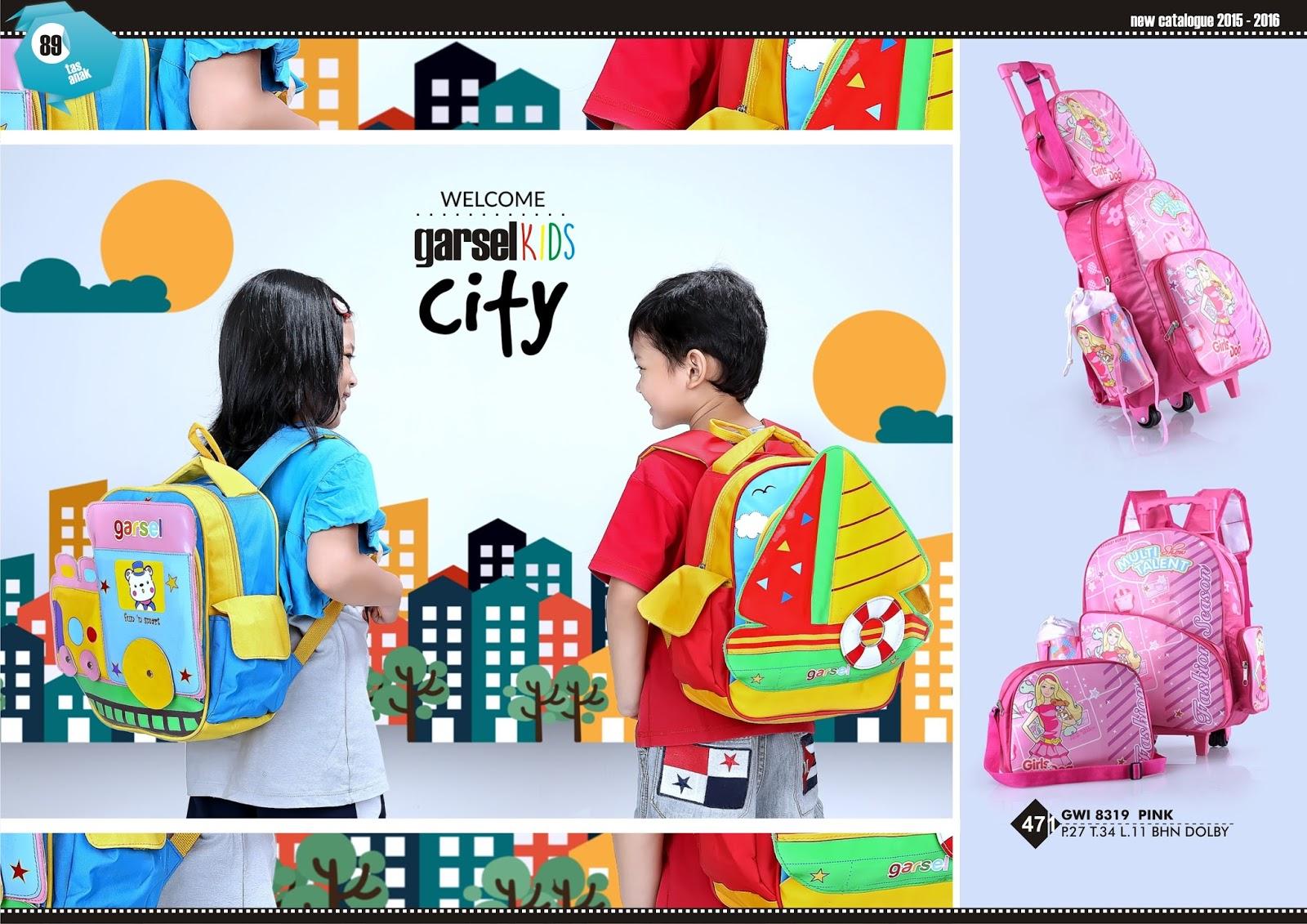 Katalog Garsel Fashion 2015 Hal 83 009 Tas Anak