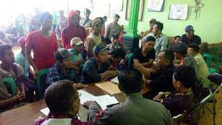 Tilep Uang Warga Dan Bantuan Desa, Kadus Sijeruk Dilengserkan