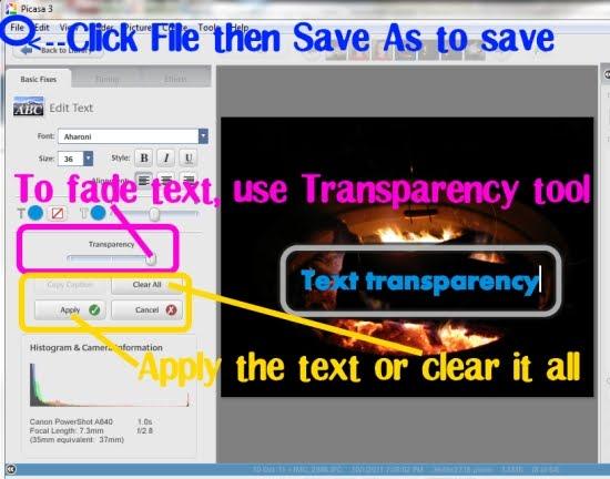 Paint Net Losing Transparency