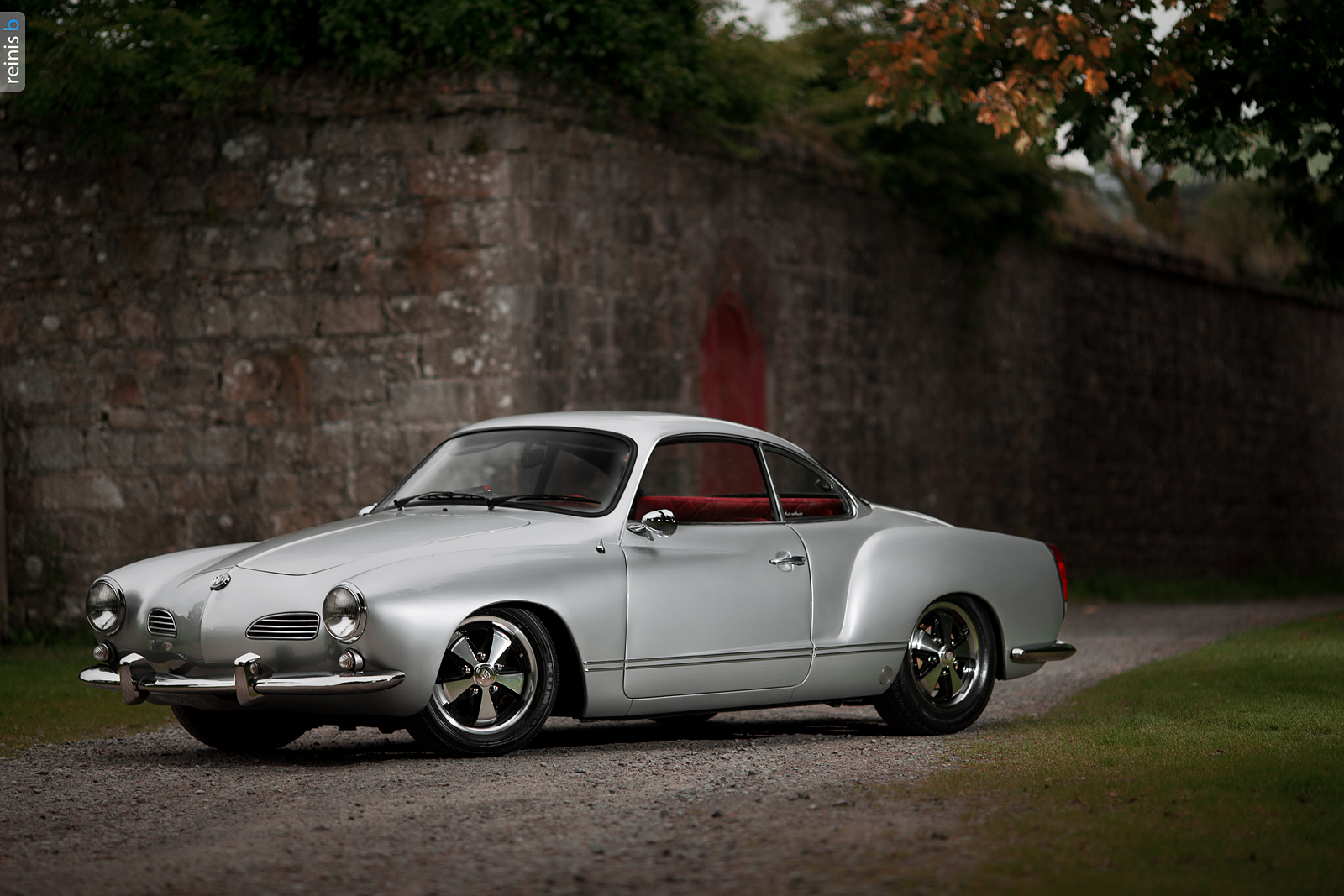 Reinis Babrovskis Photography Vw Karmann Ghia