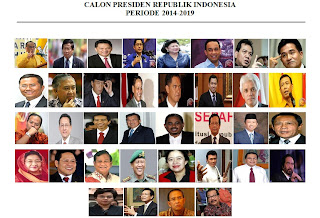 Capres Indonesia Bangkit)