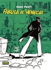 Un cómic de obligada relectura: 'Fábula de Venecia' de Hugo Pratt