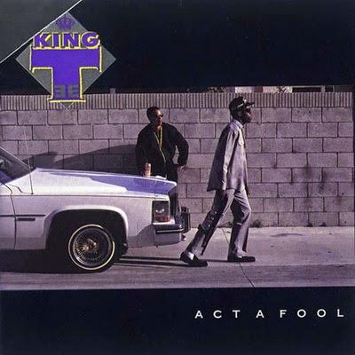King Tee – Act a Fool (1988) Flac