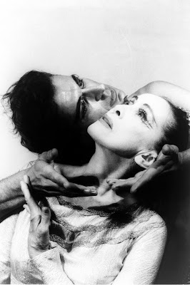 Martha Graham and Bertram Ross