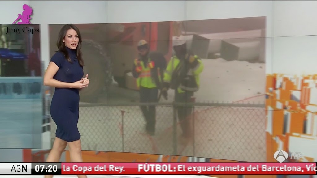 ESTHER VAQUERO, LAS NOTICIAS DE LA MAÑANA (09.01.15)