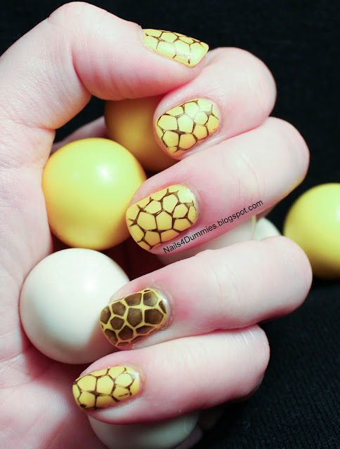 Giraffe Nails - BM 313
