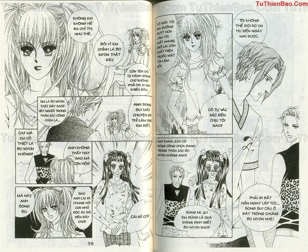 Ma cà rồng hộ mệnh Chapter 10 - Trang 47