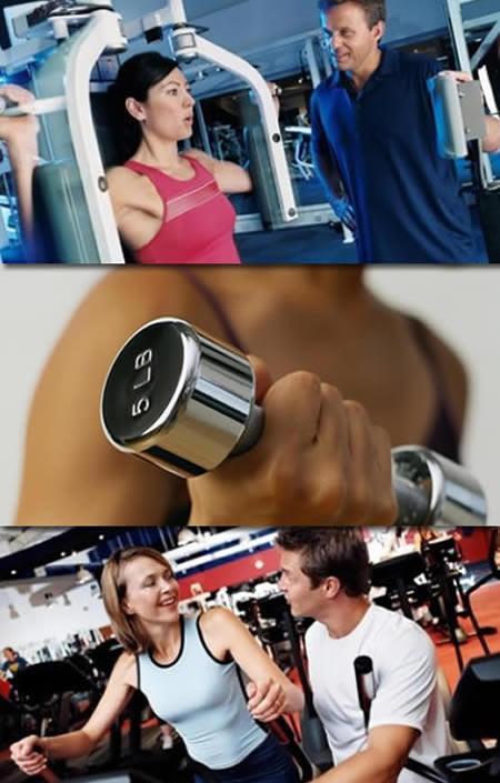 Exercícios de perda de peso depois de remoção de um útero