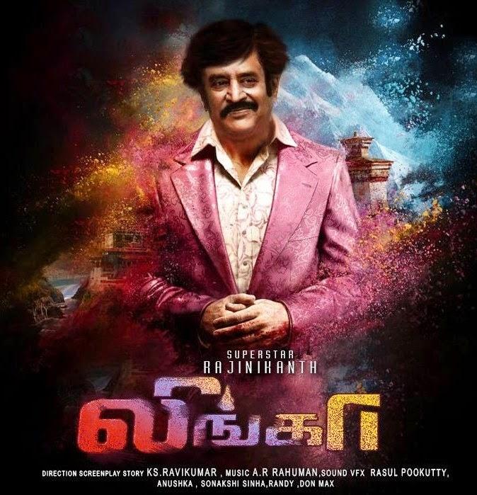 Lingaa (2014) DVDScr Telugu Full Movie Watch Online