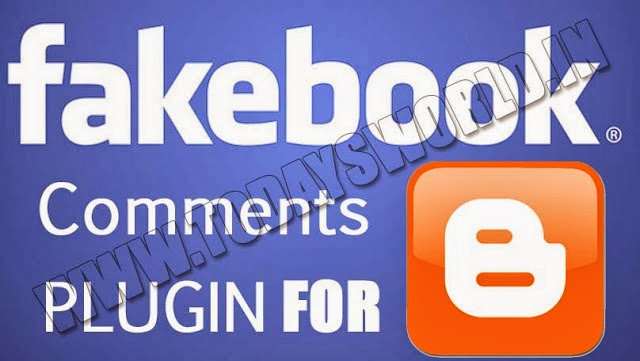 How to Add Facebook Comments Box For Blogger