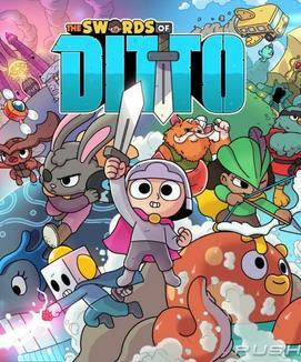 The Swords of Ditto Jogos Torrent Download capa